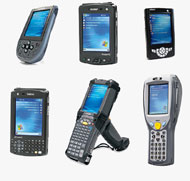 mobilne terminale danych